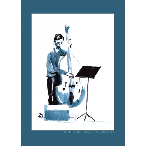 Affiche Diego Imbert
