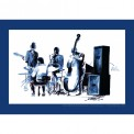 Affiche Jerome Barde & the jazztronautes