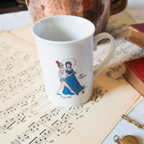 Mug 'Jane & Margaux'