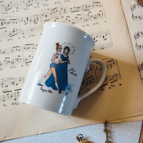 Mug 'Jane & Margaux'