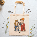 Tote-bag 'Raison et Sentiments'