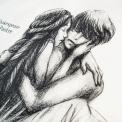 Tote-bag Roméo et Juliette