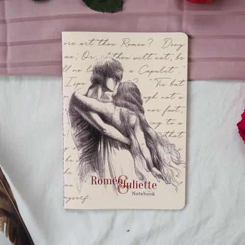 Carnet 'Roméo et Juliette'