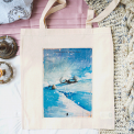 Tote-Bag 'Jane Eyre' Winter Edition
