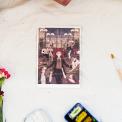 Carte 'Dorian'